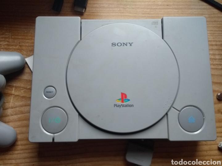 Videojuegos y Consolas: PlayStation + memory card leer antes - Foto 2 - 177142938