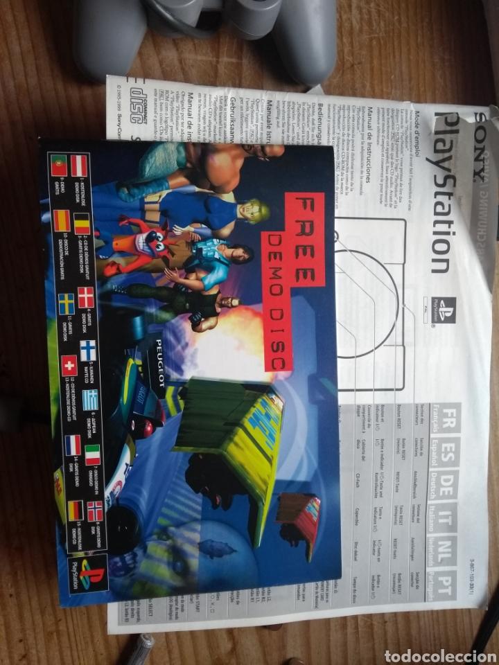 Videojuegos y Consolas: PlayStation + memory card leer antes - Foto 3 - 177142938
