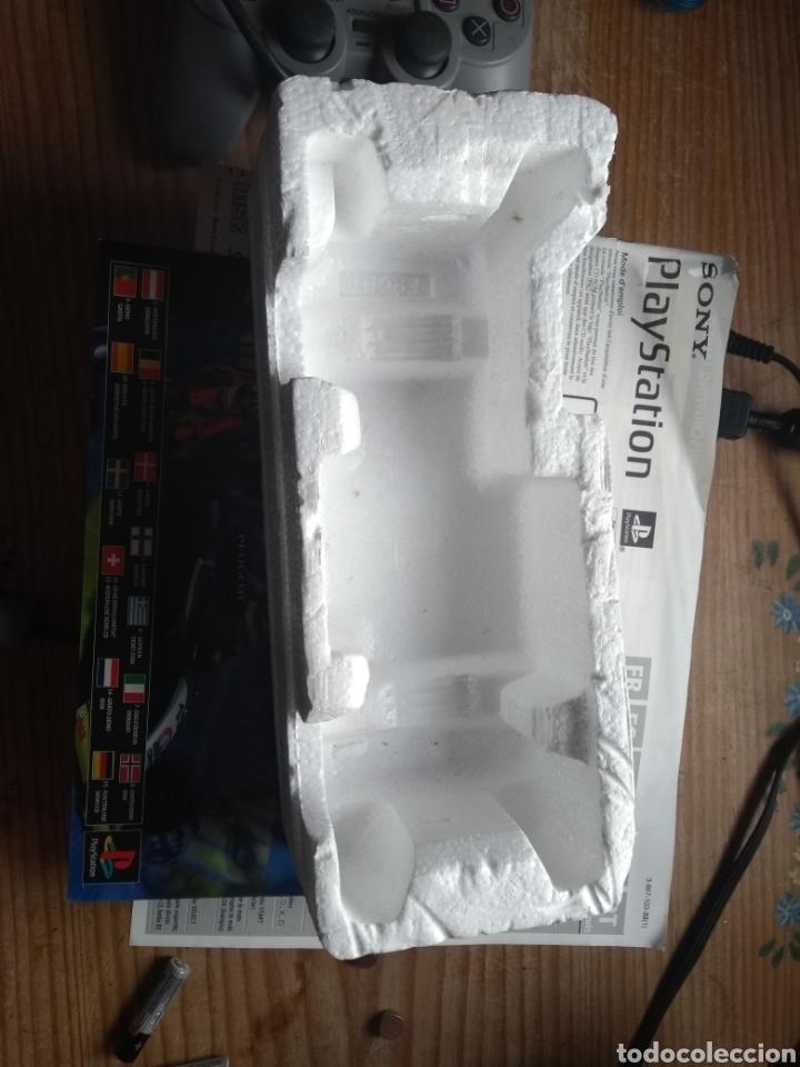 Videojuegos y Consolas: PlayStation + memory card leer antes - Foto 4 - 177142938
