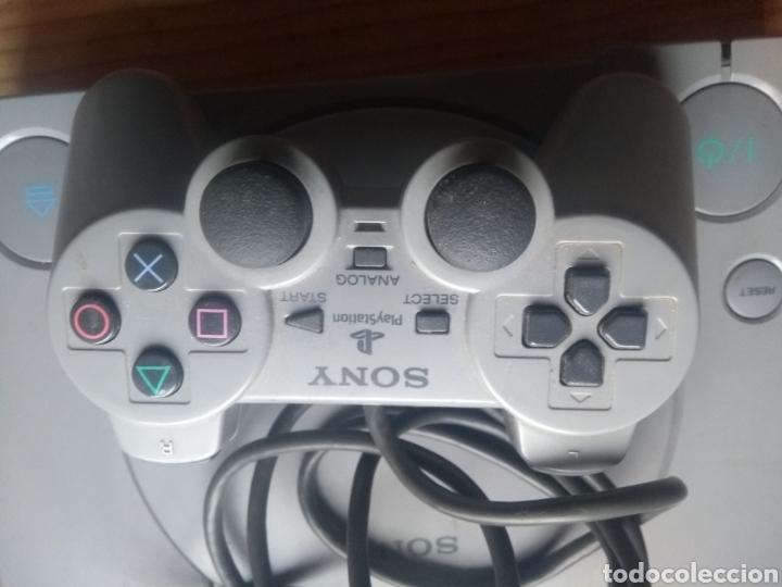 Videojuegos y Consolas: PlayStation + memory card leer antes - Foto 5 - 177142938
