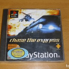 Videojuegos y Consolas: JUEGO CHASE THE EXPRESS PLAYSTATION 1. Lote 177181154