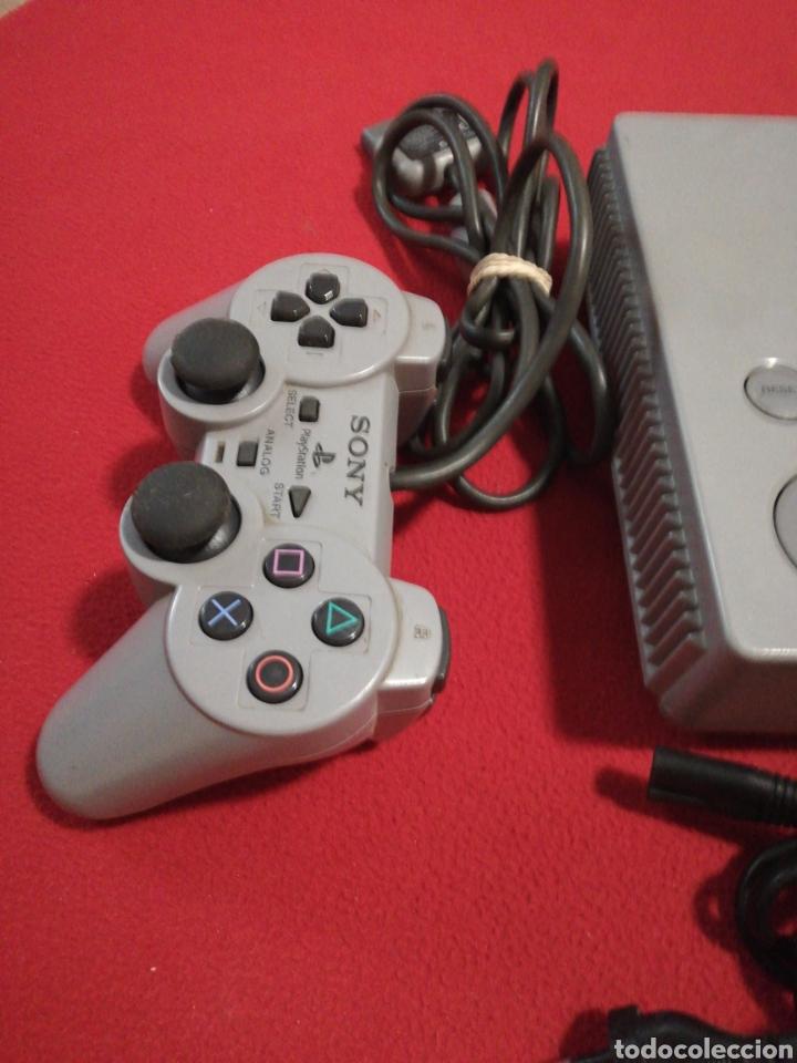 Videojuegos y Consolas: CONSOLA PS1 MODELO SCPH-9002 - Foto 2 - 177216658