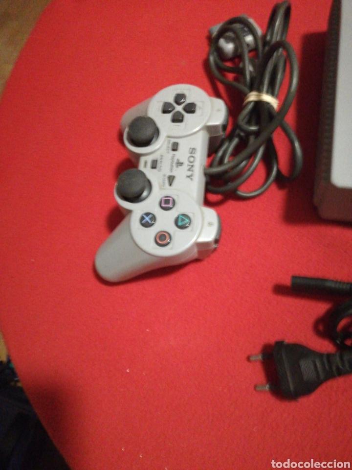 Videojuegos y Consolas: CONSOLA PS1 MODELO SCPH-5502 - Foto 2 - 177216730