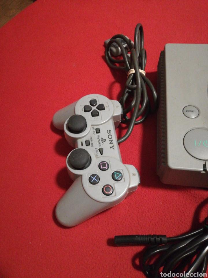 Videojuegos y Consolas: CONSOLA PS1 MODELO SCPH-7502 - Foto 2 - 177216875