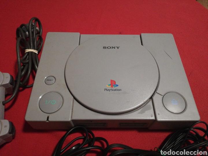 CONSOLA PS1 MODELO SCPH-7502 (Juguetes - Videojuegos y Consolas - Sony - PS1)
