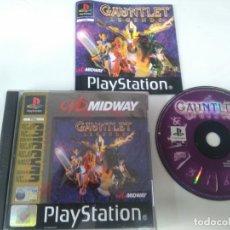 Videojuegos y Consolas: GAUNTLET LEGENDS!! PARA PS1 PS2 Y PS3!!!! ENTRA Y MIRA MIS OTROS JUEGOS!!. Lote 177374390