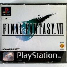 Videojuegos y Consolas: FINAL FANTASY VII PLAYSTATION PLAY PAL PS1 PS2. Lote 177849753