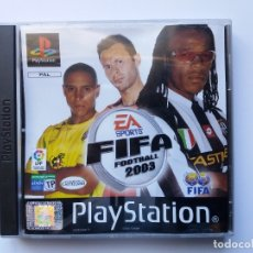 Videojuegos y Consolas: FIFA FOOTBALL 2003. PLAYSTATION. 2002.. Lote 178656411