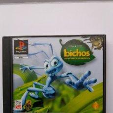 Videojuegos y Consolas: BICHOS. PLAYSTATION PLATINUM. 1999.. Lote 178949316