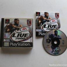 Videojuegos y Consolas: NBA LIVE 2000, VIDEOJUEGO SONY PLAYSTATION 1 EA SPORTS PS1 PSX BASKET. Lote 178994606