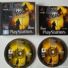 Videojuegos y Consolas: ALONE IN THE DARK PS1. Lote 179023530