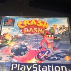 Videojuegos y Consolas: CRASH BASH - PS1 - COMPLETO. Lote 179031128