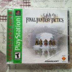 Videojuegos y Consolas: FINAL FANTASY TACTICS PS1 NTSC. Lote 179867665