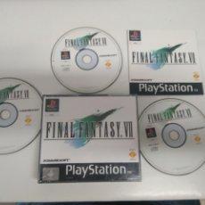 Videojuegos y Consolas: FINAL FANTASY VII PARA PS1 PS2 Y PS3 ENTRA Y MIRA MIS OTROS JUEGOS!!!. Lote 180327121