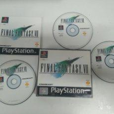 Videojuegos y Consolas: FINAL FANTASY VII PARA PS1 PS2 Y PS3 ENTRA Y MIRA MIS OTROS JUEGOS!!!. Lote 180327146