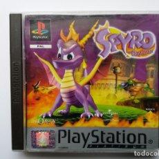 Videojuegos y Consolas: SPYRO THE DRAGON. PLAYSTATION. 1999.. Lote 180449497