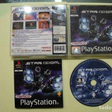 Videojuegos y Consolas: STAR IXIOM PLAYSTATION PSX PS1 EDICIÓN ESPAÑOLA. Lote 180489082