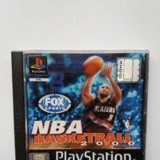 Videojuegos y Consolas: NBA BASKETBALL 2000. PLAYSTATION. 1999.. Lote 180852580