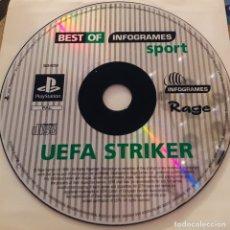 Videojuegos y Consolas: UEFA STRIKER. Lote 181162943