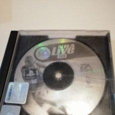 Videojuegos y Consolas: G-OJU32 PS1 NBA LIVE 99 SIN PORTADA NI MANUAL COMO SE VE EN FOTO SIN COMPROBAR. Lote 181224876