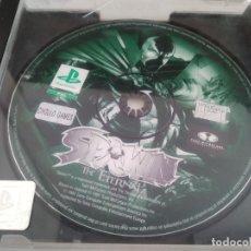 Videojuegos y Consolas: JUEGO PLAY 1 PSX SPAWN THE ETERNAL . Lote 181324973