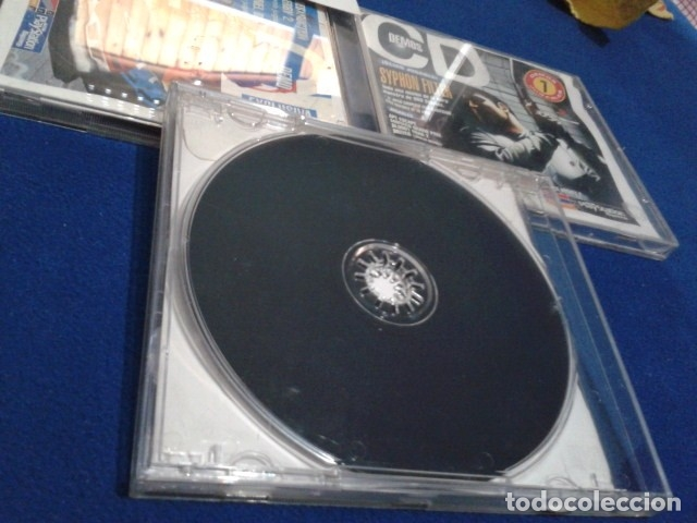 Videojuegos y Consolas: PLAYSTATION DISCO 25 ( TOCA 2 ) 1998 EURO DEMO 40 ( 9 DEMOS JUGABLES + VIDEOS ) - Foto 2 - 181353970