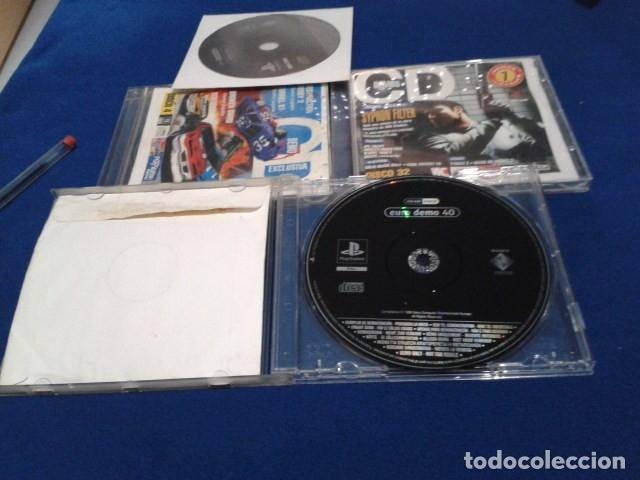 Videojuegos y Consolas: PLAYSTATION DISCO 25 ( TOCA 2 ) 1998 EURO DEMO 40 ( 9 DEMOS JUGABLES + VIDEOS ) - Foto 3 - 181353970