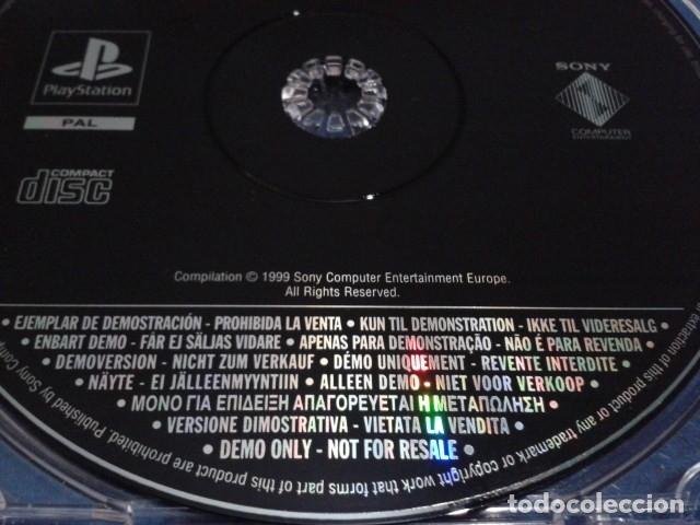 Videojuegos y Consolas: PLAYSTATION DISCO 32 ( SYPHON FILTER ) 1999 EURO DEMO 47 ( 7 DEMOS JUGABLES + VIDEOS ) - Foto 3 - 181354342