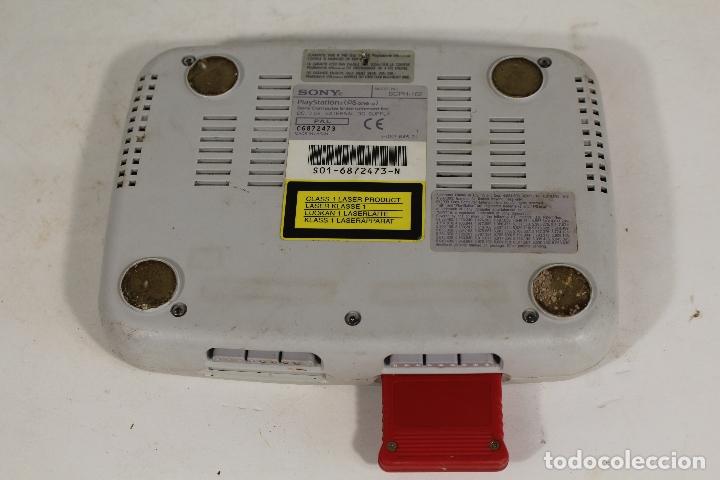 Videojuegos y Consolas: Sony Playstation 1 Ps1 Psone Games Console SCPH-102 - Foto 3 - 181444616