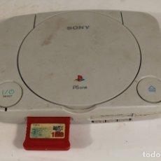 Videojuegos y Consolas: SONY PLAYSTATION 1 PS1 PSONE GAMES CONSOLE SCPH-102 . Lote 181444616