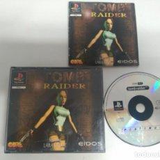 Videojuegos y Consolas: TOMB RAIDER PARA PS1 PS2 Y PS3!!! ENTRA Y MIRA MIS OTROS JUEGOS!!. Lote 181606666