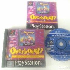 Videojuegos y Consolas: OVERBOARD! PARA PS1 PS2 Y PS3!!! ENTRA Y MIRA MIS OTROS JUEGOS!!. Lote 181608507