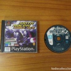 Videojuegos y Consolas: MOTO RACER WORLD TOUR, SONY PLAYSTATION 1 MOTUL DSI PS1 PSX . Lote 182145857