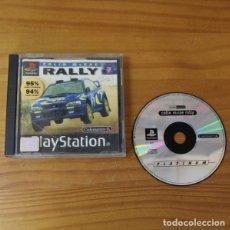 Videojuegos y Consolas: COLIN MCRAE RALLY, SONY PLAYSTATION 1 CODEMASTERS PS1 PSX . Lote 182145958