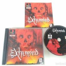 Videojuegos y Consolas: EXHUMED PARA PS1 PS2 Y PS3!!! ENTRA Y MIRA MIS OTROS JUEGOS!!. Lote 182200832