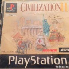 Videojuegos y Consolas: CIVILIZATION II. Lote 182234105