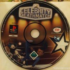 Videojuegos y Consolas: MTV CELEBRITY DEATHMATCH. Lote 182238580