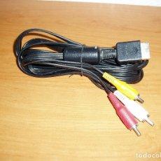 Videojuegos y Consolas: CABLE RCA AUDIO VIDEO SONY PLAYSTATION 1 2 3 PS1 PS2 PS3. Lote 182382921