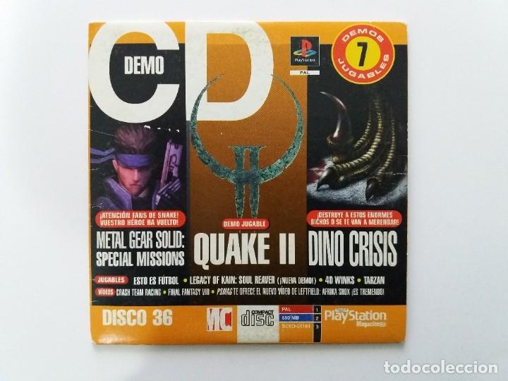 Videojuegos y Consolas: LOTE 21 DISCOS EURO DEMO PLAYSTATION. 1998-2000. - Foto 2 - 182394601