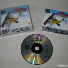 Videojuegos y Consolas: JUEGO COOL BOARDERS 2 COMPLETO CONSOLA SONY PLAY STATION 1 - PS1 PS ONE PSONE - COOLBOARDERS II -. Lote 182751965