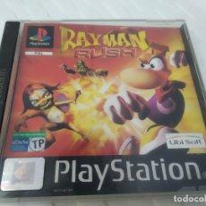 Videojuegos y Consolas: ANTIGUO JUEGO PARA PSX PLAY 1 RAYMAN RUSH. Lote 182858437