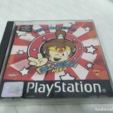 Videojuegos y Consolas: ANTIGUO JUEGO PARA PSX PLAY 1 MONKEY HERO. Lote 182860992