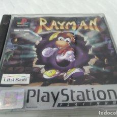 Videojuegos y Consolas: JUEGO PARA PLAY 1 PSX RAYMAN . Lote 182956995