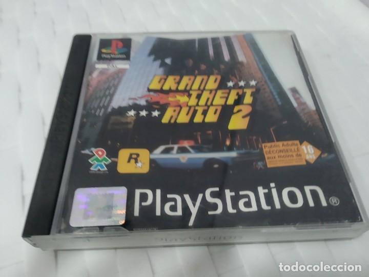 JUEGO PARA PLAY 1 PSX GRAND THEFT AUTO 2 (Juguetes - Videojuegos y Consolas - Sony - PS1)