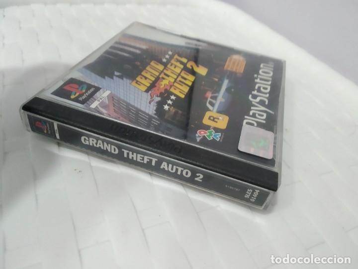 Videojuegos y Consolas: JUEGO PARA PLAY 1 PSX GRAND THEFT AUTO 2 - Foto 2 - 182966502