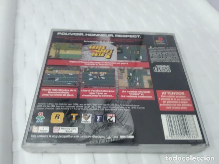 Videojuegos y Consolas: JUEGO PARA PLAY 1 PSX GRAND THEFT AUTO 2 - Foto 3 - 182966502