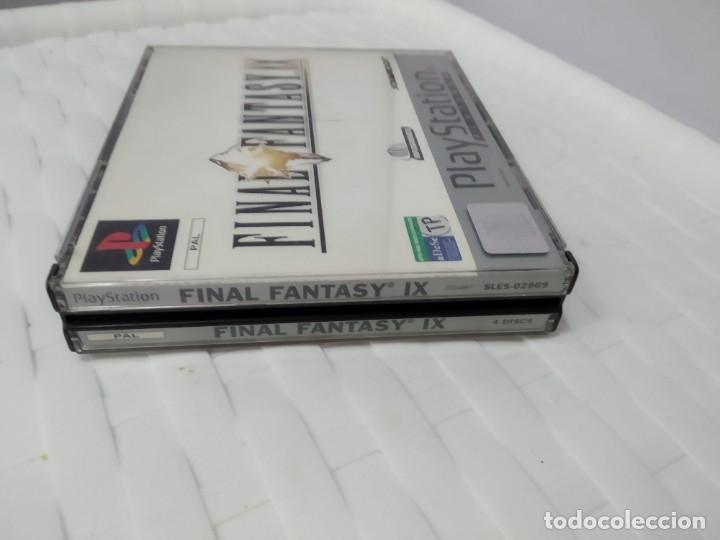 Videojuegos y Consolas: JUEGO PARA PLAY 1 PSX FINAL FANTASY IX - Foto 2 - 182977780
