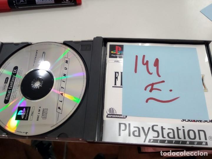 Videojuegos y Consolas: JUEGO PARA PLAY 1 PSX FINAL FANTASY IX - Foto 6 - 182977780