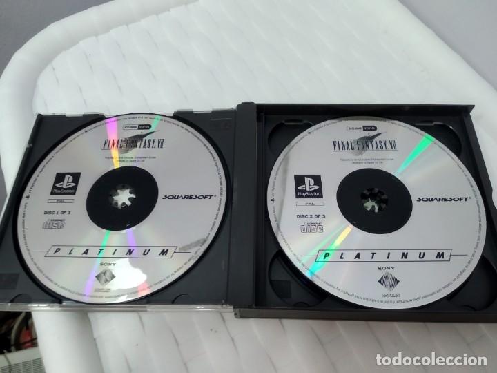 Videojuegos y Consolas: JUEGO PARA PLAY 1 PSX FINAL FANTASY VII - Foto 4 - 182978120
