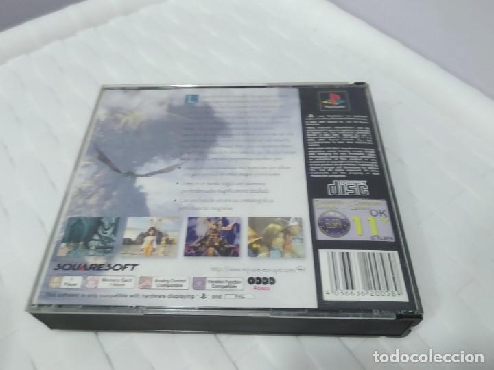 Videojuegos y Consolas: JUEGO PARA PLAY 1 PSX FINAL FANTASY IX SOLO CAJA - Foto 2 - 182978306